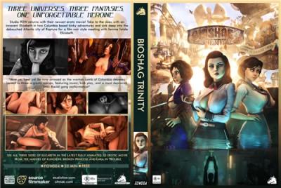 Description Bioshag Trinity 3D