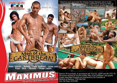 Men of The Caribbean 2011 Maximus