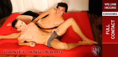 WHiggins - Kamil and Daniel - Full Contact - 14-09-2013