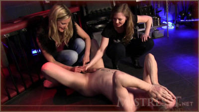 Ballbusting Destruction