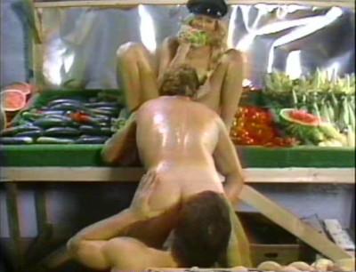 Bisexual Sex in supermarket