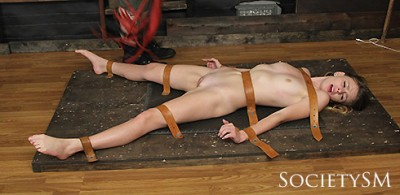 Alex Blake - Anxious in Bondage, Parts 1-4