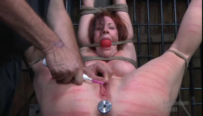 Hardtied – Fucked – Catherine De Sade (Part Two) – December 09, 2009