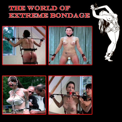 The world of extreme bondage 51