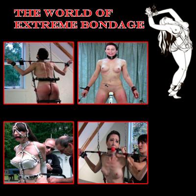 The world of extreme bondage 51