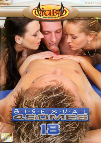 Bisexual 4Somes 18 (2012) DVDRip