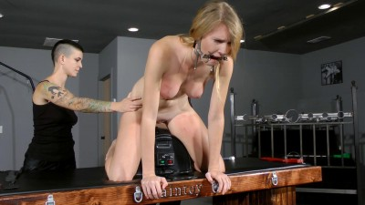 Ashley Lane — Crash Test Slave