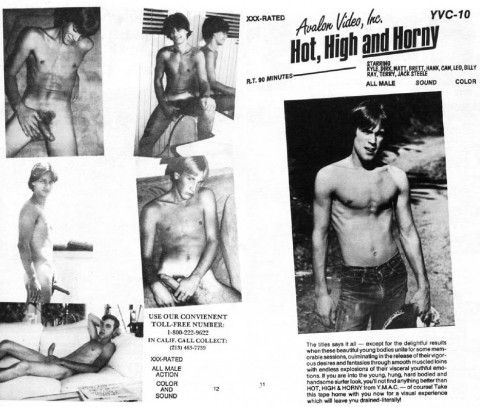 Hot, High And Horny (1983)