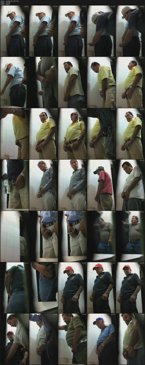 Chubold - Public Toilet Spy Cam. Episod 25 (2010)