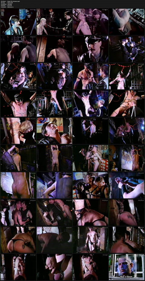 Gay BDSM Argos The Sessions (1990)
