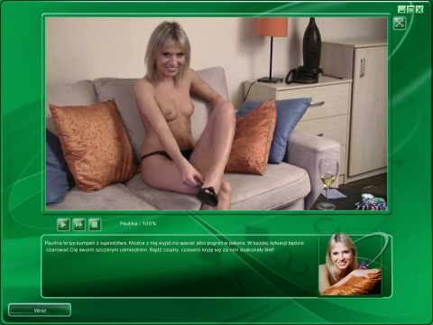 Strip Poker Exclusive Erotic games