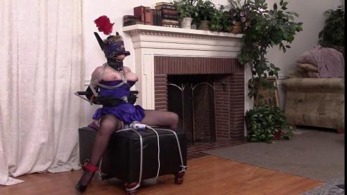 bdsm Bondage Orgasm for Ponygirl Lorelei Part 1