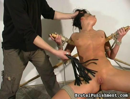 bdsm Brutalpunishments - Oct 09, 2014 - Horny Pain Slut Nicole Endures Another Bondage Session