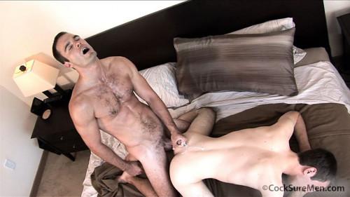 Cameron Kincade Barebacks Andrew Collins