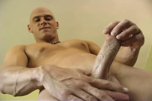 Sinful Session (Straight porno star Johnny Sins solo)