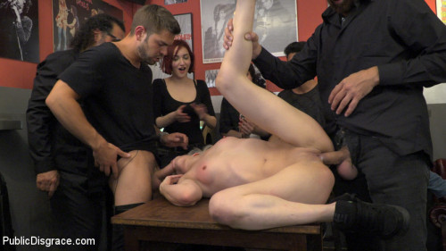 bdsm Naughty Bitch Gets The Bone Shes After - Part 2