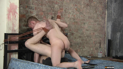 Gay BDSM A Well Used Twink Hole