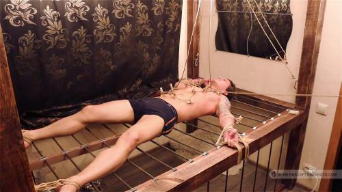 Gay BDSM Captured Repairman - Part I