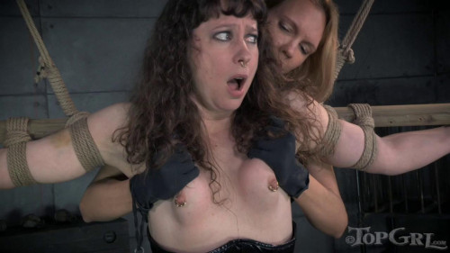 bdsm TG - January 26, 2015 - Pierced - Anna Rose and Rain DeGrey - HD