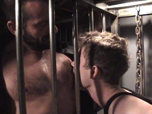 Gay BDSM Bondage Orgy