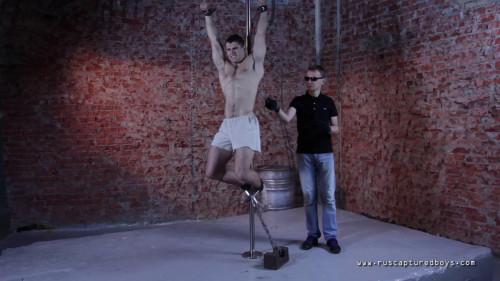 Gay BDSM The Training of Slave Zhenya - Part II