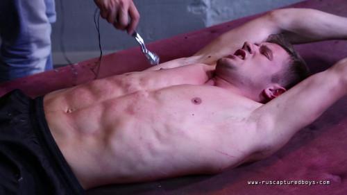 Gay BDSM Captured worker - Part II