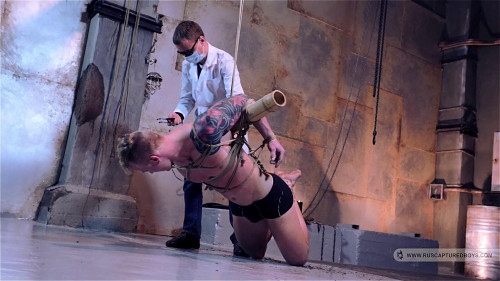 Gay BDSM Slaves Auction - Vitaly - Final Part
