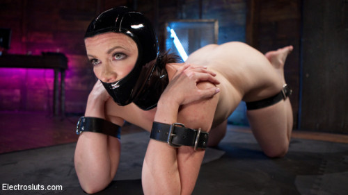 bdsm Girlfriends For The Day Pain Slut Delightfully Electro Tormented