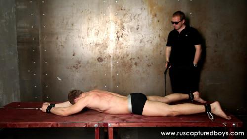 Gay BDSM Young Sailor Ivan Captured Again - I