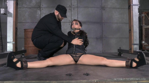 bdsm Mandy Muse Freshly Chained - BDSM, Humiliation, Torture
