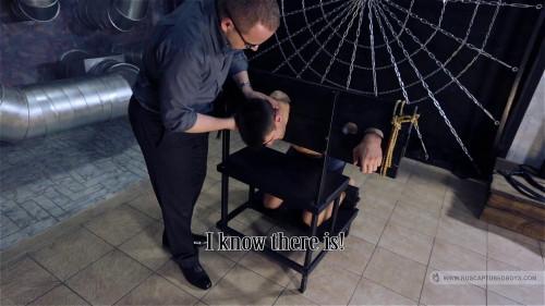 Gay BDSM Captured Secret Agents - Part V