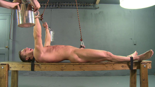 Gay BDSM Neill Well Trained Muscle - Part 4