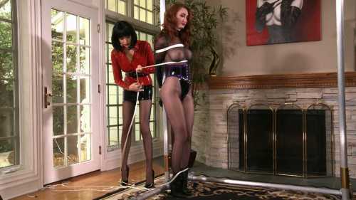 bdsm The Revenge of U-98 Kendra James And Sara Liz Part One