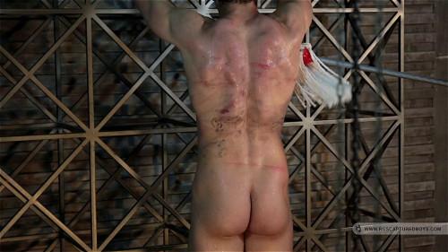 Gay BDSM Captured Paratrooper Final Part