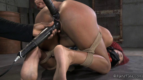 bdsm Daisy Ducati Gets Her Pussy Trained For An Intense Fisting