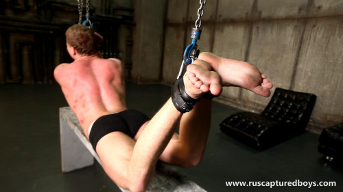 Gay BDSM Young Sailor Ivan Captured Again - Final