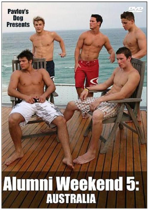FratMen – Alumni Weekend 5 Australia (2006)