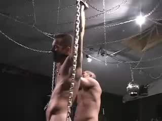 Gay BDSM Tag Punished