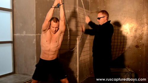 Gay BDSM Alex Cool - Street Workout Star - Final