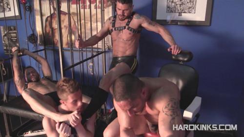 Gay BDSM Bullfight Edition Vol 2 (Andrea Suarez, Antonio Miracle, Mario Domenech, Robin Sanchez, Ruben Ma