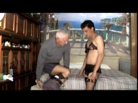Submissive CD Anal Encounter (Carl Hubay, HotDicks)