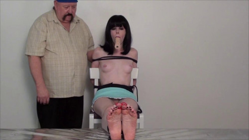 bdsm Pretty Feet Deep Throat Natasha