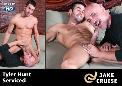 Jake Cruise: Tyler Hunt Serviced