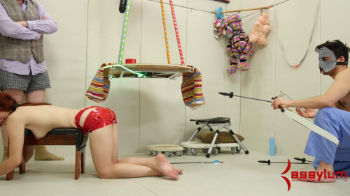bdsm Violet Monroe - Analand 2 - Only Pain HD