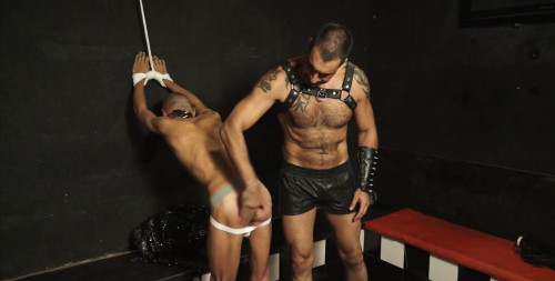 Gay BDSM Turbo And Alberto Are Real Fetish Gays