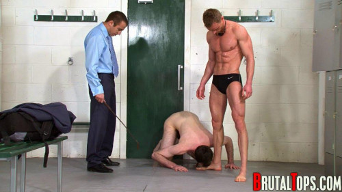 Gay BDSM 29 Swim Coach Tormentor
