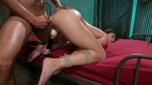 bdsm Wenona Fucked Hard in Brutal Bondage
