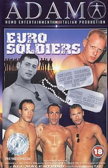 Eurosoldiers vol1 [All Male Studio]