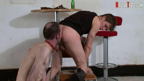 Gay BDSM Eat The Chocolate Out Of My Arsehole (2014)