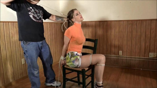 bdsm A Sadistically Tight Hogtie For Terra - Terra Mizu